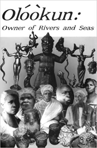 Olookun: Owner of Rivers & Seas (Book & CD)