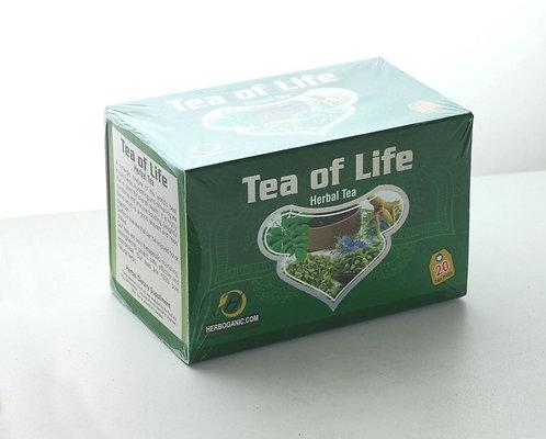 Tea Of Life Herbal Tea - 20 Bags
