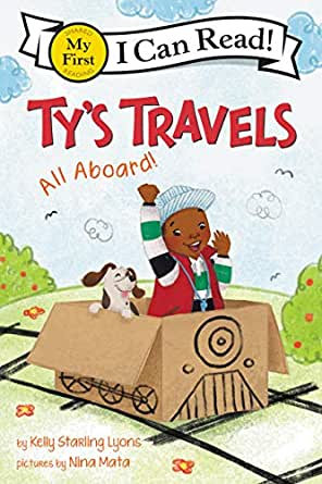 Ty's Travels: All Aboard!