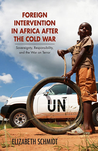 Foreign Intervention in Africa After the Cold War