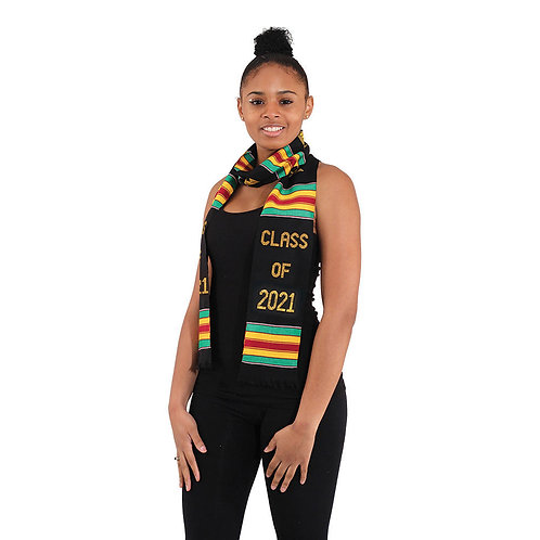 Woven Sash: Class Of 2021