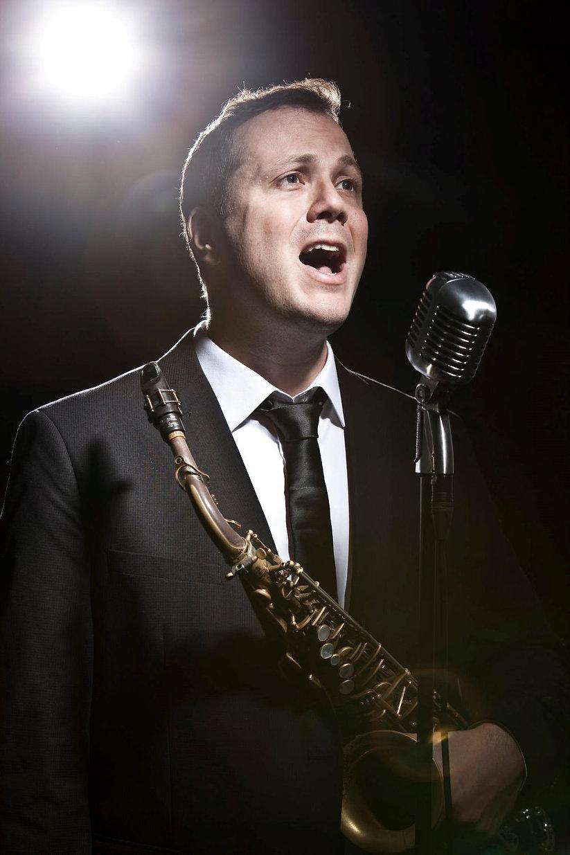 Jazz Sänger Saxophonist Scat Jazzcampus