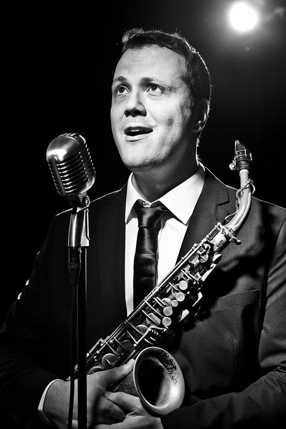 Thomas Achermann Gesang Jazz Saxophon