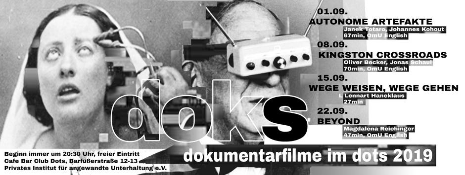 Autonome Artefakte im Dots [Göttingen] am 01.09.2019