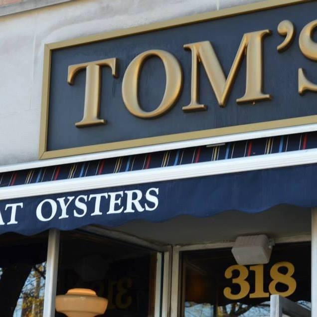 Tom's Oyster Bar Seafood Restaurant