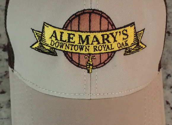 Ale Mary's Adjustable Mesh Hat