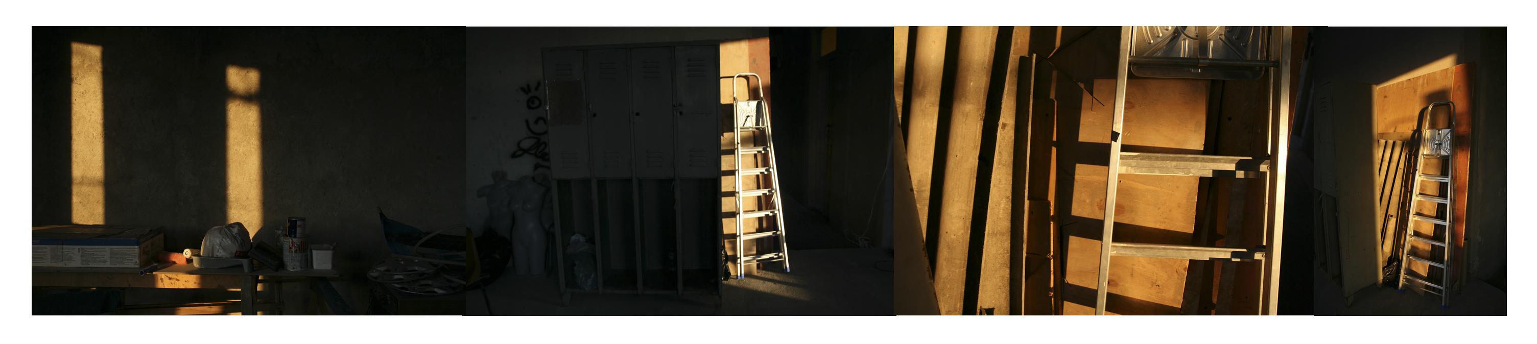 Escada em Oficina | 2012
