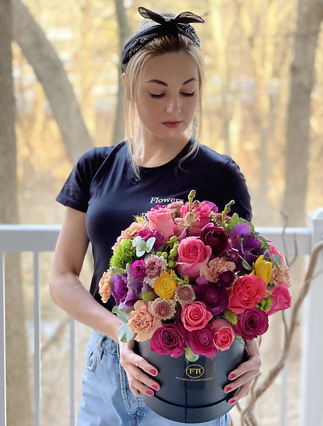 Flowers by Roksolana owner