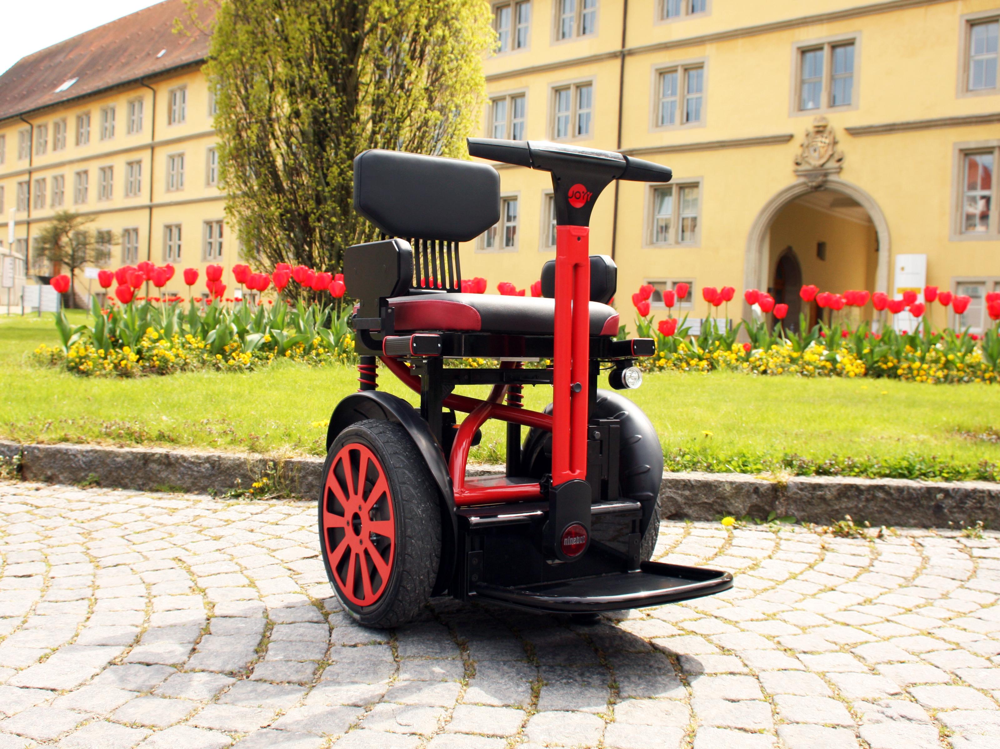JOYY PT ONE - Schlossgarten