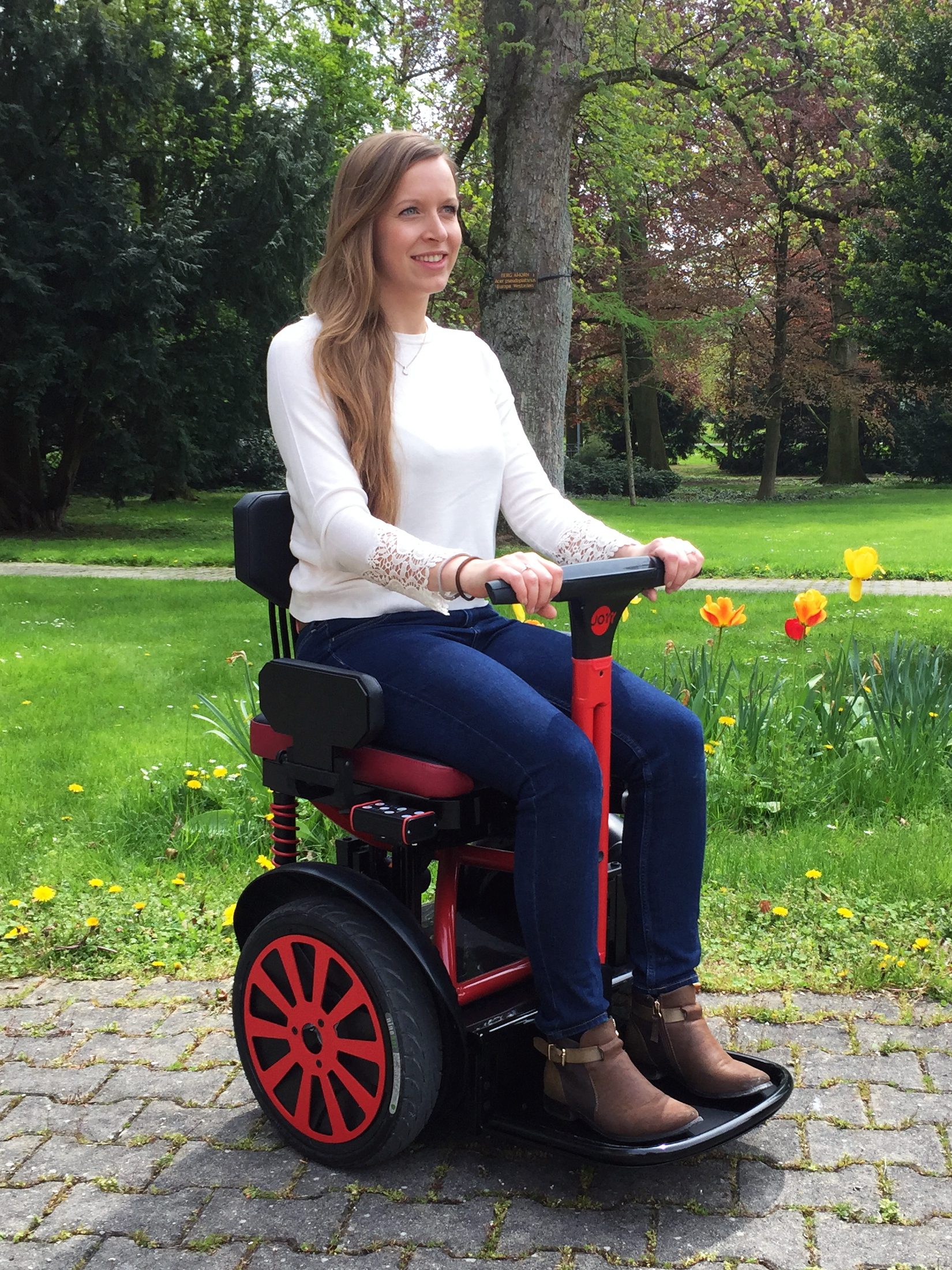 JOYY PT ONE- Schlossgarten