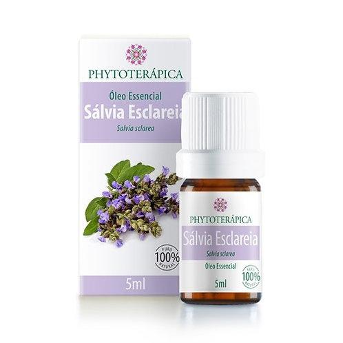 Óleo Essencial de Sálvia Esclareia - Phytoterápica