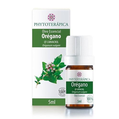 Óleo Essencial de Orégano - Phytoterápica