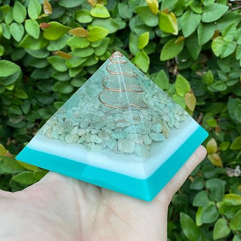 Pirâmide Saúde - Amazonita
