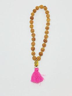 Mini Japamala - Rudraksha (Diversas cores)