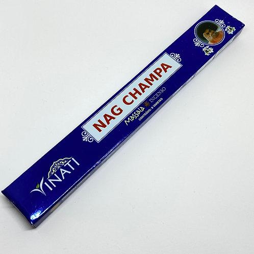 Incenso Nag Champa - Massala - Vinati