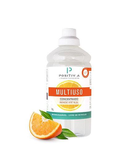 Multiuso Concentrado 1 litro - Positiv.a