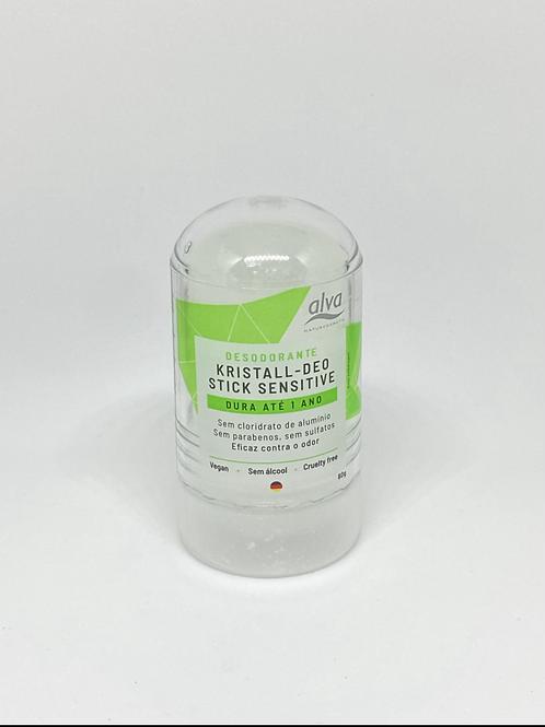 Desodorante Kristall-Deo Stick Sensitive - Alva - 60g