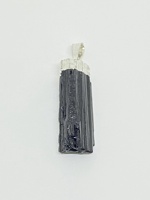 Pingente - Turmalina Negra - G
