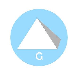 Pirâmide G com até 7 cores