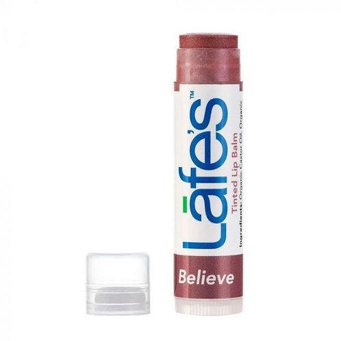 Tinted Lip Balm BELIEVE  - Lafe's