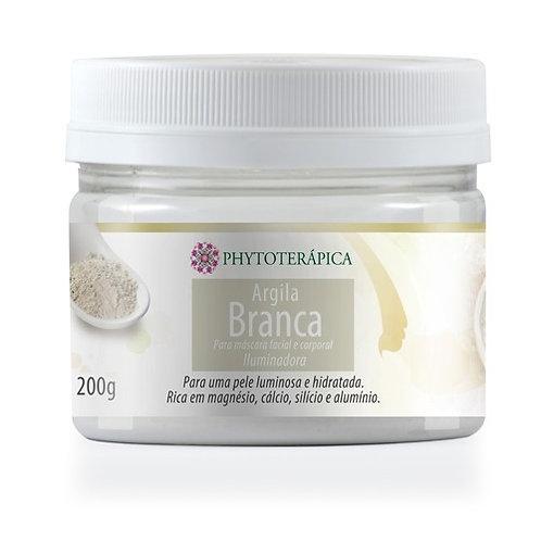 Argila Branca - Phytoterápica - 200g