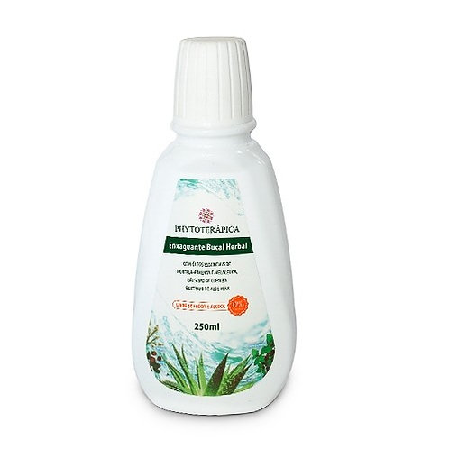Enxaguante Bucal Herbal - Phytoterápica - 250ml