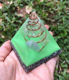 Pirâmide P - Saúde