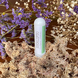 Inalador Eucalipto - Trata problemas respiratórios e alergias