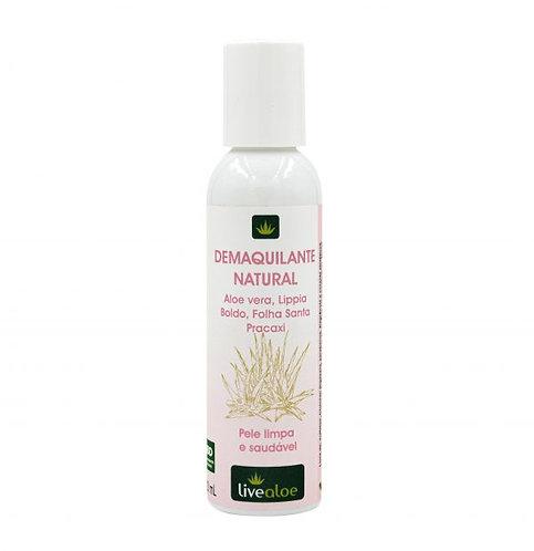 Demaquilante Natural - Live Aloe