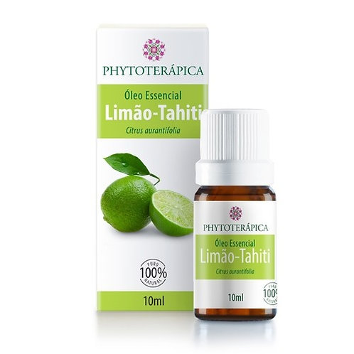 Óleo Essencial de Limão-Tahiti - Phytoterápica