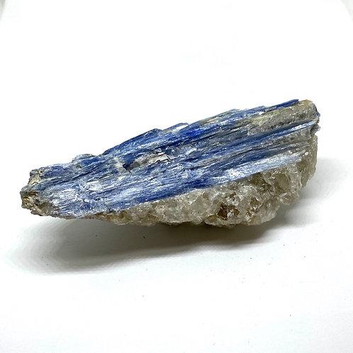 Pedra Cianita Azul Grande - Bruta