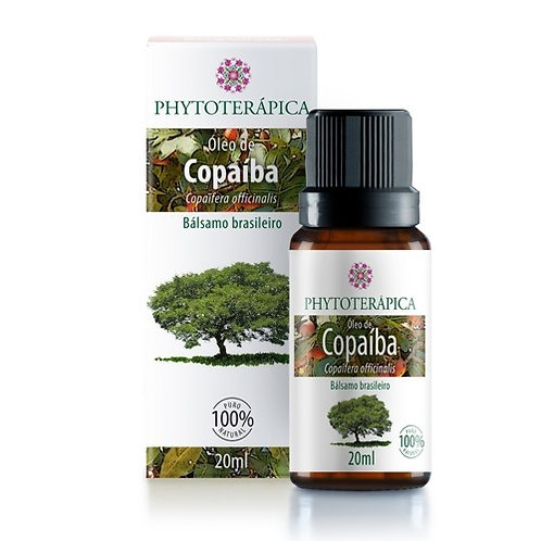 Bálsamo de Copaíba - 20ml - Phyoteterápica