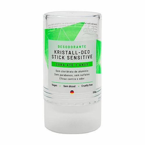 Desodorante Kristall-Deo Stick Sensitive - Alva - 120g