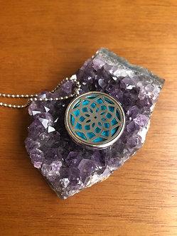 Pingente de Aromaterapia - Mandala
