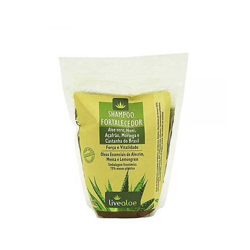 Refil Shampoo Fortalecedor 500ml - Live Aloe