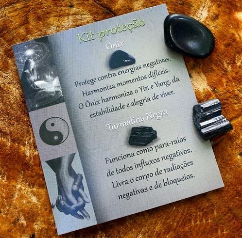 Kit Pedras - Proteção