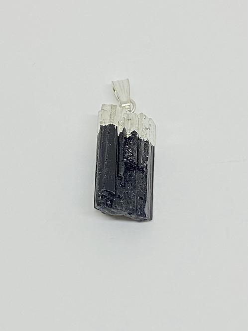 Pingente - Turmalina Negra - P