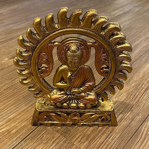 Buda na Roda de Fogo