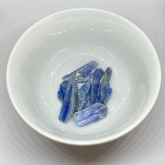 Pedra Cianita Azul - Bruta