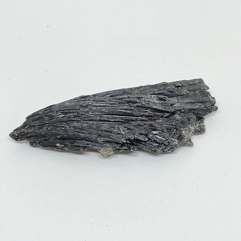 Pedra Vassoura de Bruxa / Cianita Negra - Tam G