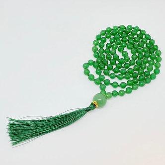 Japamala - Quartzo Verde