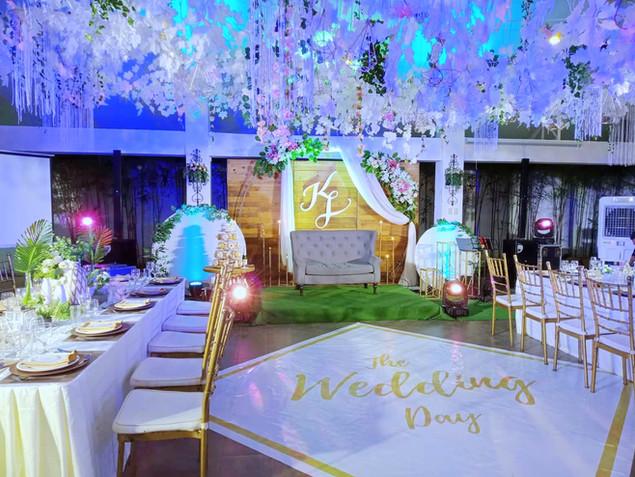 Wedding La Terraza De Raynors Events Venue Calamba Laguna