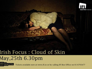 Irish Focus: Maximilian Le Cain's CLOUD OF SKIN @ IFI