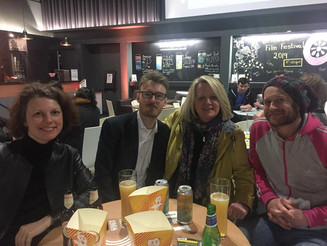 Animal Kingdom Team at Belfast Film Festival