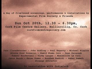 SeeSound 2013 at Cork Film Centre Gallery