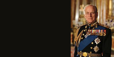 HRH Duke of Edinburgh Official Blank TWT