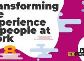 We are joining forces to help clients transform the employee experience!