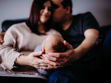 Welcome Home Baby Griffin, Noblesville Lifestyle Newborn Session   It's A Boy!