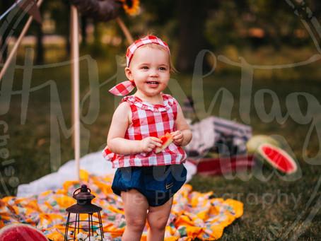 Indy Family Photography   Bretscher Family Watermelon Mini    Carmel, In