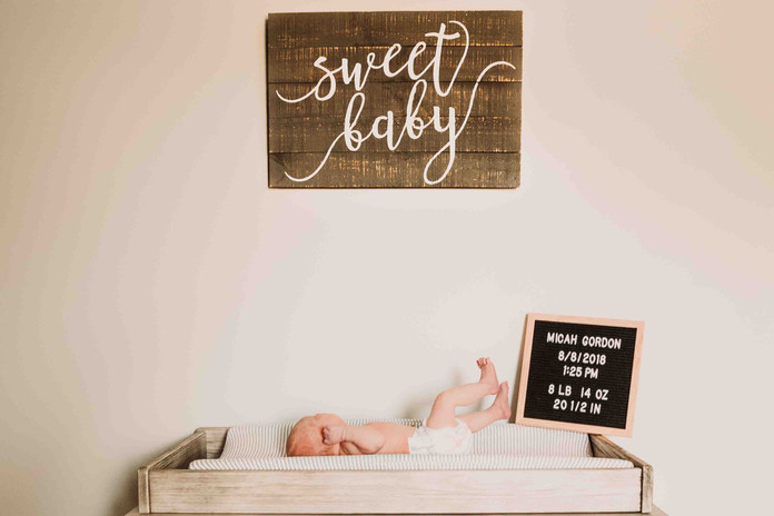 noblesville newborn baby, central indiana photographer